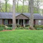 Adding Porch Ranch House Home Design Ideas