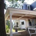 Adding Porte Cochere Fine Homebuilding