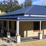 Adding Value Your Home Build Bullnose Verandah