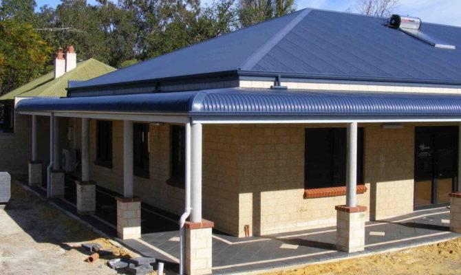 Adding Value Your Home Build Bullnose Verandah