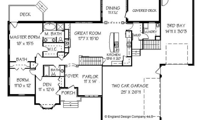 Addition Plans Ranch House Omahdesigns
