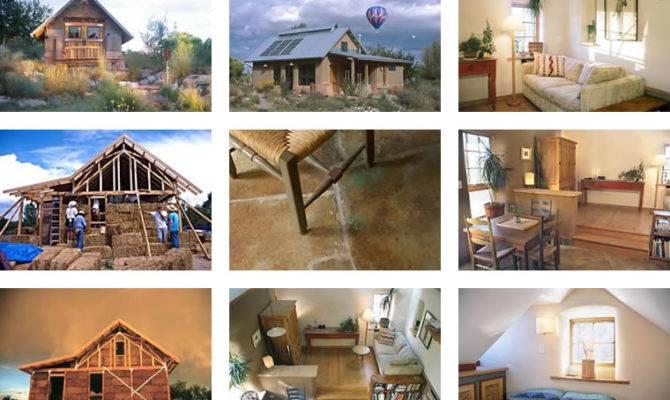 Adobe Solar Hybrid Home Building Awareness Tiny House Design