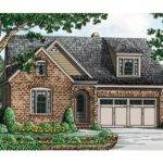 Adorable Brick Cottage Hwbdo Builderhouseplans