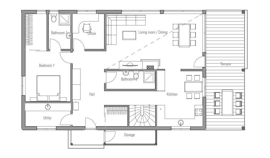 Affordable Home Plans Build Smalltowndjs