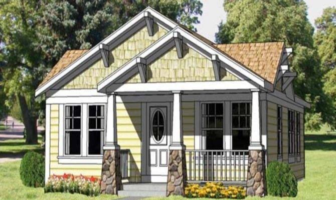 Affordable Home Plans Craftsman Style Small