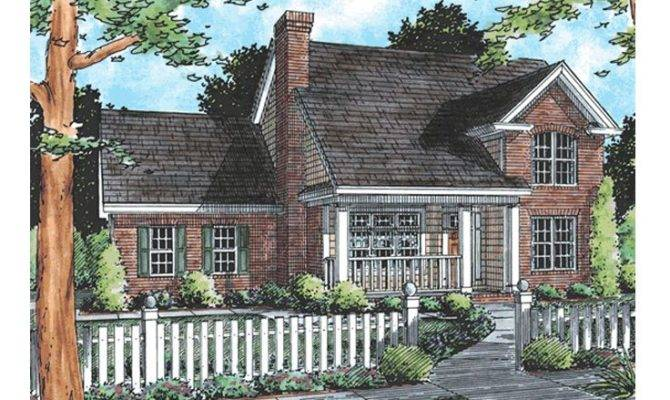 Affordable House Plans Small Story