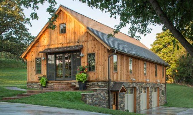 Affordable Pole Barn House Plans Take Look Decohoms