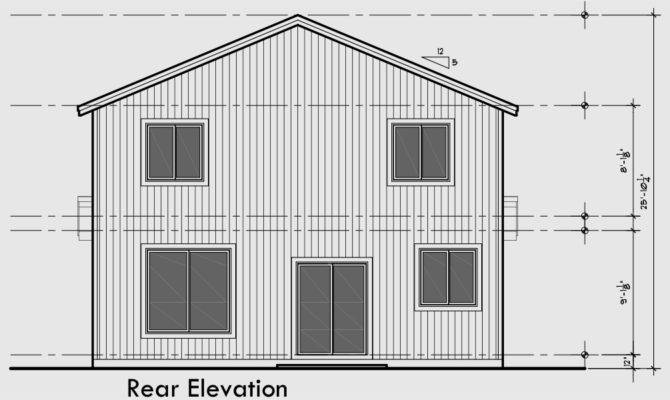 Affordable Story House Plan Has Bedrooms Bathrooms