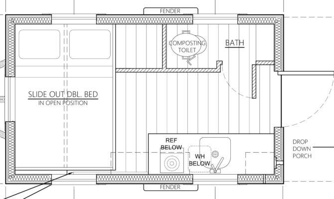 Affordable Tiny House Design Take Off Grid