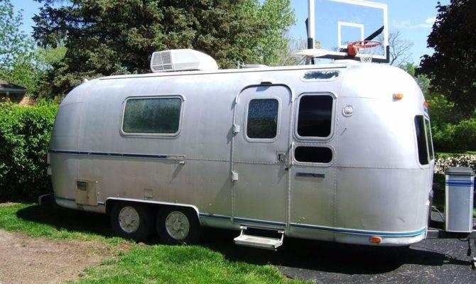 Airstream Safari Land Yacht Ebay