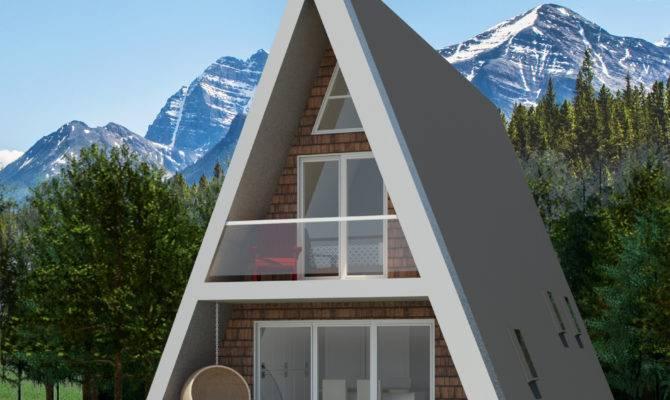 Alberta Frame Small Home Design
