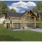 Alfa Img Showing Ranch House Plans Walkout Basement
