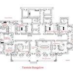 All Bungalow Floor Plan