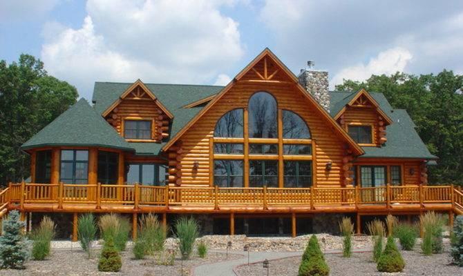All Log Home Plans Modular Homes Designs
