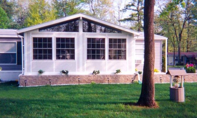 All Season Patio Room Dura Lock Roof Sunroom