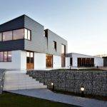 Alma Nac Sustainable Split House Adapts Aging Owners