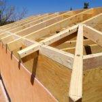 Alt Build Blog Building Well House Framing Hip Roof