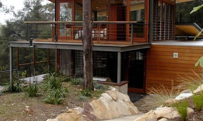 Amazing Bowen Mountain House Design Cplusc