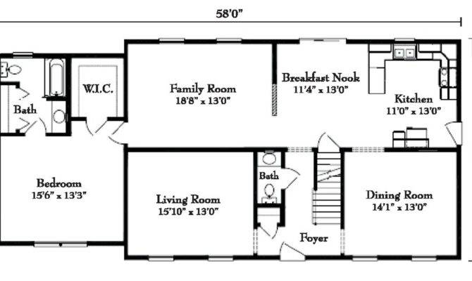 Amazing Cape Cod Floor Plans John Robinson Decor