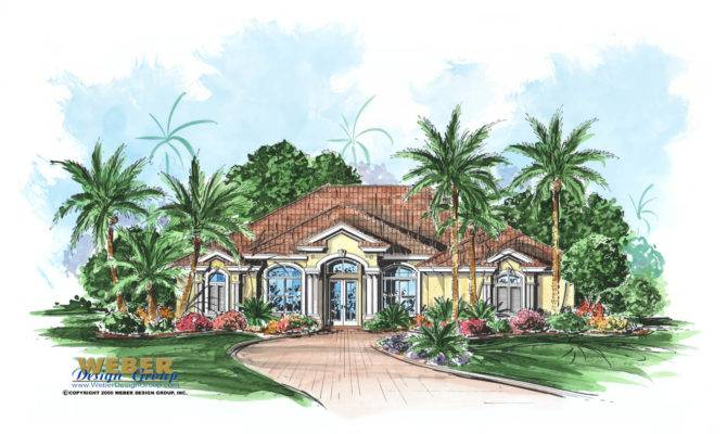 Amazing Caribbean House Plans