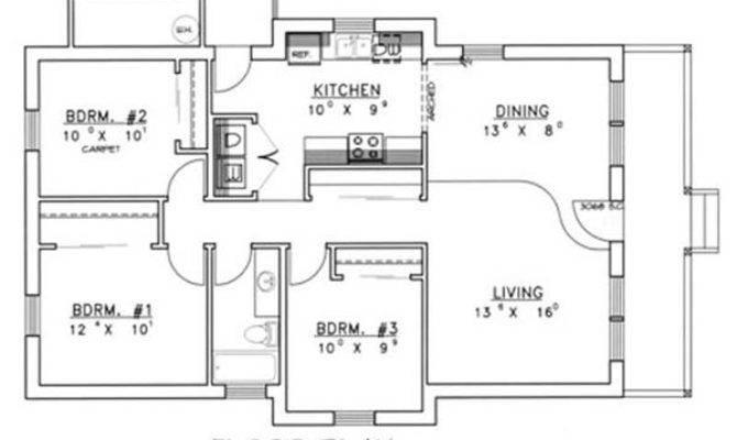 Amazing Concrete Block House Plans Small