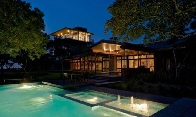 Amazing Contemporary House Cedar Hill Cunningham