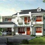 Amazing Designs New Homes Kerala Home Design