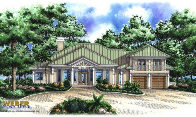 Amazing Key West Style Home Plans Bee Plan