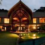 Amazing Leaf House Mansion Near Rio Janeiro