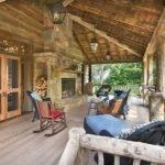 Amazing Porch Wholesale Log Homes Pinterest