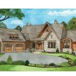 Amazing Ranch House Plans Walkout Basement Danutabois