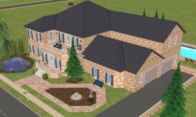 Amazing Sims Houses