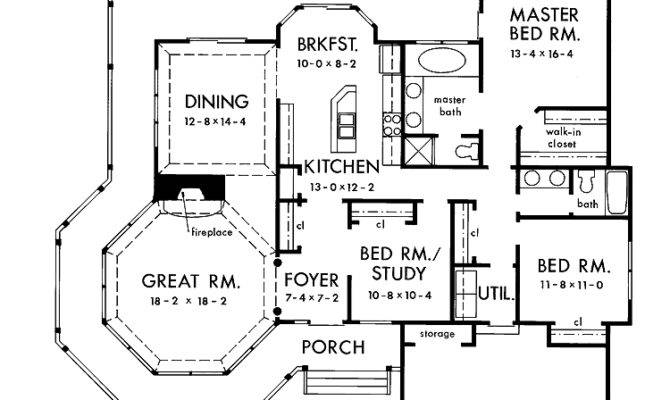 Amazing Story Home Plans Single House Floor