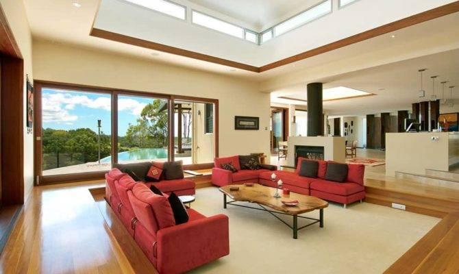 Amazing Sunken Living Room Design Ideas