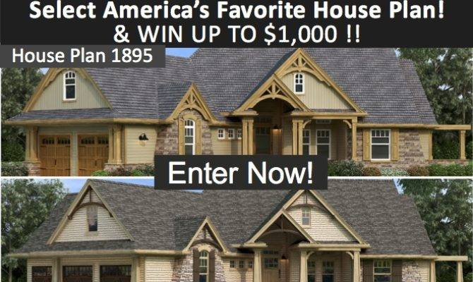 America Best Selling House Plan Contest
