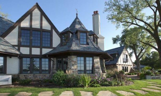 American Architecture Elements Tudor Style