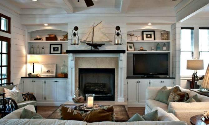 American Beach House Interior Design Decoration