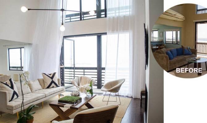 American Beach House Interior Design Home
