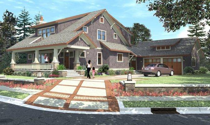 American Bungalow House Plans Featuring