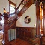 American Foursquare Interior Design Photos Magnificent Homes