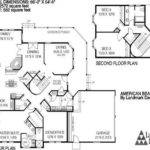 American Home Design Plans Ranch