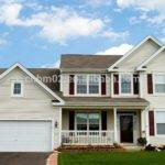 American Style Prefabricated House Price Light Steel Villa Cheap