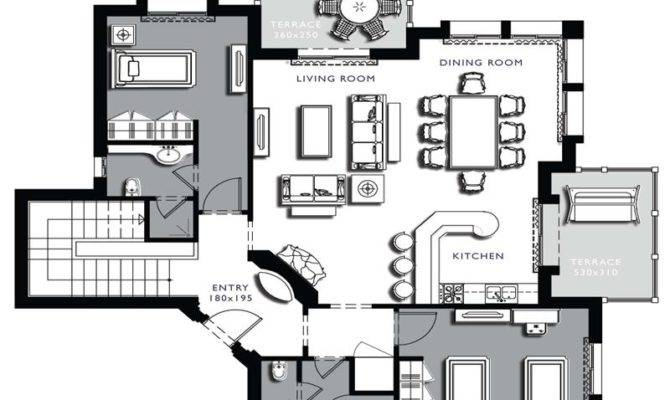 Amusing Floor Plan Planner House Design Architecture