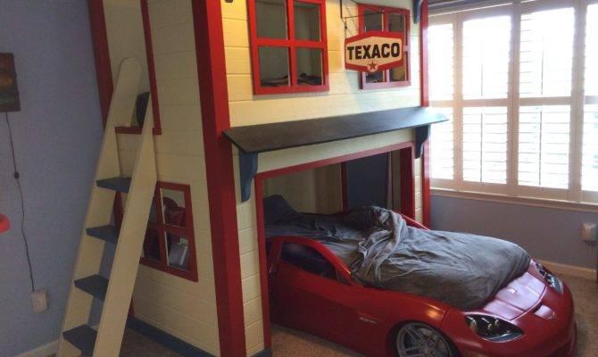 Ana White Garage Loft Bed Diy Projects