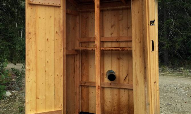 Ana White Small Outdoor Shed Closet Converted Into