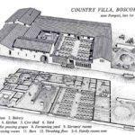 Ancient Roman Villa Floor Plans