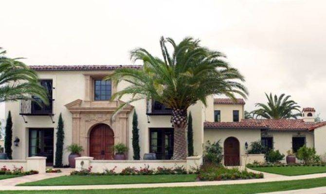 Andalusian Style Residence Architectural Styles Pinterest