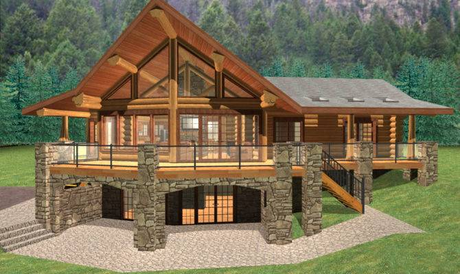 Anderson Custom Homes Log Home Cabin Packages Kits Colorado Builder