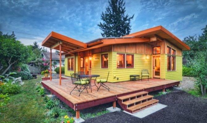 Anyone Live Consider Tiny House