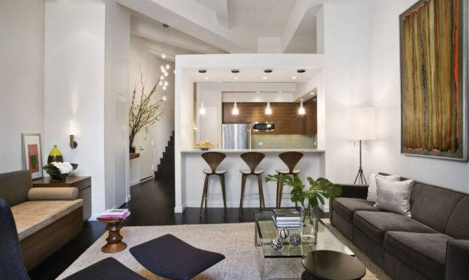 Apartment Design New York Home